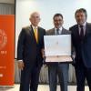 """Sonami Entrega Premio """"San Lorenzo"""" a Minera Antucoya Por su Aporte en Sustentabilidad e Innovación"""