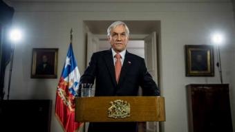 Presidente Piñera Anuncia Modernización al Sistema Tributario y 13 Medidas Que Favorecen el Crecimiento, la Inversión y la Creación de Empleo