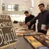 Hasta el Domingo se Extenderá Tradicional Trueque de Libros en la Biblioteca Regional