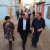 Ministro Moreno Visita La Chimba en Antofagasta y Aloja en la Casa del Padre Felipe Berríos
