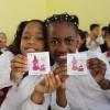 """Escolares de la D-72 Reciben Obsequios de """"Al Rescate Del Patrimonio"""""""
