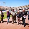 Autoridades Aprueban Medidas de Seguridad Ante Partido Del CDA y la UC