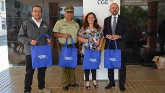 Activan Campaña de Prevención de Accidentes Eléctricos en Fiestas de Fin de Año