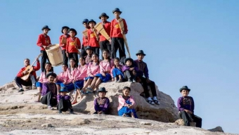 Con Una Gala en la Plaza de Chiu Chiu Grupo PAT TA HOIRI Lanza Nuevo Proyecto Musical