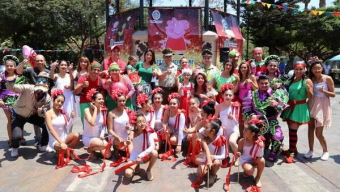Más de 160 Artistas en Escena Para el Cuento de Navidad Que se Presentará en Plaza Bicentenario
