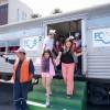 Trenetón Movilizó a Más de 1500 Vecinos de Antofagasta