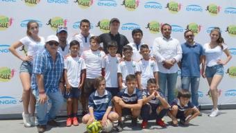 Con Más de 500 Jugadores Culmina el Campeonato Fútbol Calle ENGIE 2019