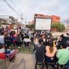 """Vecinos de Antofagasta, Calama y Mejillones Van """"Por la Vía Del Cine"""""""