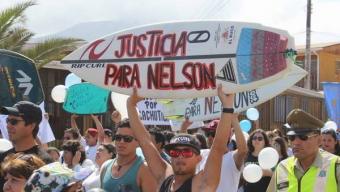 Taltal se Manifestó Con Masiva Marcha Ante el Asesinato de Nelson Manríquez