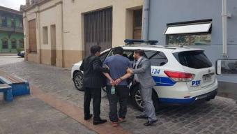 Brigada de Homicidios Antofagasta Detiene a Sujeto Por Homicidio