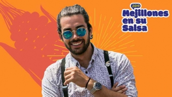 El Chef Max Cabezón es la Estrella Invitada a Mejillones en su Salsa