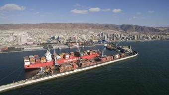 Antofagasta Terminal Internacional Alcanzó Las 40 Millones de Toneladas Transferidas