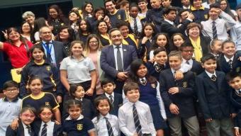 """Mineduc Lanza Fondo InnovaConvivencia: """"No Hay Calidad de la Educación Sin Buena Convivencia"""""""