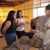 """72 Mujeres se Presentaron Voluntariamente Para Realizar el Servicio Militar en el Regimiento Logístico N° 1 """"Tocopilla"""""""