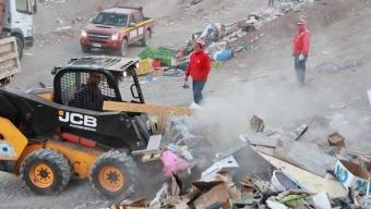 Municipio Comienza Plan de Invierno 2019 Con Limpieza de Quebradas