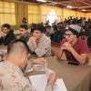 Cientos de Jóvenes se Presentaron de Forma Voluntaria Para Cumplir Con su Servicio Militar Obligatorio