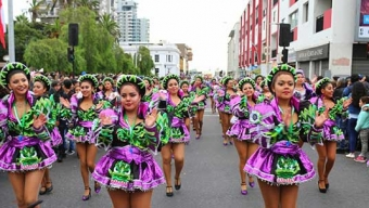 Todo Listo Para el Gran Carnaval de Colores