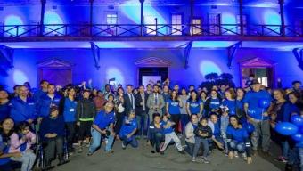 FCAB y Fundación 'Yo Soy Autismo' Invitan a la Campaña Iluminemos de Azul