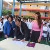 FILZIC y CMDS Firman Convenio de Fomento a le Lectura en Los Niños