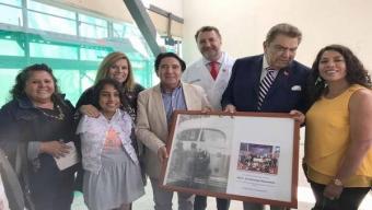 Mario Kreutzberger Celebró Tijerales de Nueva Teletón Antofagasta