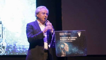 Con Actividades Paralelas y Muchas Sorpresas Fue Inaugurado el Festival de Ciencia 2019