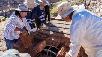 Codelco en Búsqueda Del Rescate Patrimonial de la Alfarería de la Zona