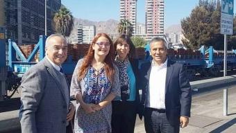 Subsecretaria de Turismo Destacó Gestión Del Puerto de Antofagasta