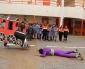 FCAB Intensifica Campaña de Seguridad Vial en Calama