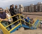 FCAB Entrega Nuevo Paso Peatonal a Vecinos de Parque Inglés y Altos Gran Vía de Antofagasta