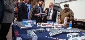 Lanzan Sistema de Trazabilidad Del Tabaco Para Evitar su Contrabando