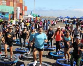 Con Gran Éxito se Realizó Fun Fest en Sitio Cero Del Puerto Antofagasta
