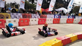 Primer Campeonato de Karting Eléctrico Para Niños Llega a Antofagasta