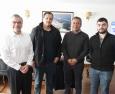 Representantes Del Ministerio de Infraestructura de Brasil Visitan EPA y Destacan su Sistema Logístico