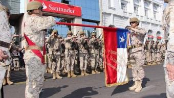 En Honor a Los héroes de La Concepción, 402 Hombres y Mujeres Reafirman su Compromiso Con la Patria