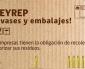 Invitan a Participar en Consulta Pública de Ley REP Sobre Envases y Embalajes