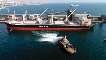 Exitoso Simulacro de Derrame Del Círculo de Seguridad Bahía Antofagasta y Capitanía de Puerto