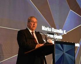 """Marko Razmilic en Cena de Negocios Mineros 2019: """"Es Tiempo de Poner en Marcha un Programa de Compras Para Proveedores Regionales Acorde al Siglo XXI"""""""