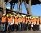 Gira Técnica Apoyada Por la CEPAL Destacó Estándares e Infraestructura de Puerto Antofagasta