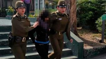 Carabineros Del OS.9 Detienen a Mujer Que Era Buscada Desde el 2015 Por Secuestro