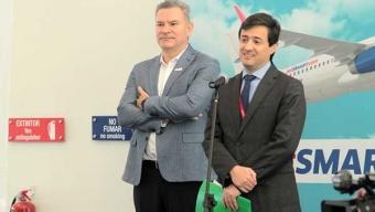 JetSMART Anuncia Base de Operaciones en Antofagasta y Nuevas Rutas Nacionales e Internacionales