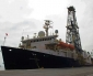 Buque Científico JOIDES Resolution Recaló en Puerto Antofagasta