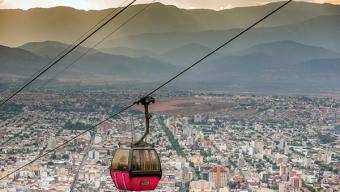 Salta Argentina en Busca de la Conectividad Aérea Con Antofagasta
