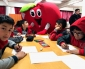 Niños Pintaron Cómo Combatir el Cambio Climático en su Región