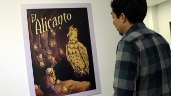 Exposición Sobre Leyendas Nortinas Se Presenta en San Pedro de Atacama
