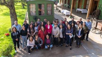 Dirigentes Vecinales Asisten a Programa de Liderazgo Comunitario