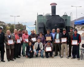 Municipio de Taltal Celebró el Día Del Trabajador Ferroviario