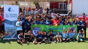 Niños y Padres Valoran Clínica Fútbol de Club Deportivo Puerto Antofagasta