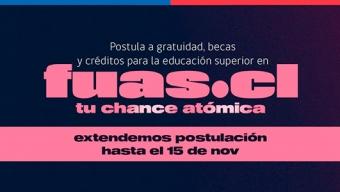 FUAS 2020: Mineduc Extiende Plazo de Postulación Para Acceder a Beneficios Estudiantiles Para la Educación Superior