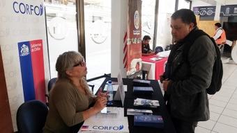 Corfo Antofagasta Invita a la Feria Arriba Mi Pyme