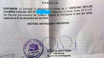 Colegio de Periodistas Denuncia Desvinculación Arbitraria y Por Motivaciones Políticas de Presidenta Regional Del Gremio